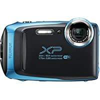 "Fujifilm ""Finepix XP130"" Outdoor-Kamera Eisblau"