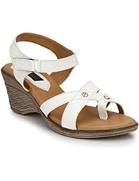 RIMEZS Slip On Party-Wear Sandals for Women & Girls