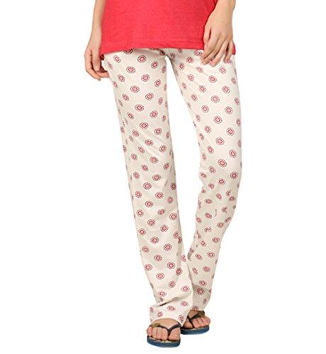 GALLOP Peach Blossom Womens Nightwear Pyjama-circlepink-XXL