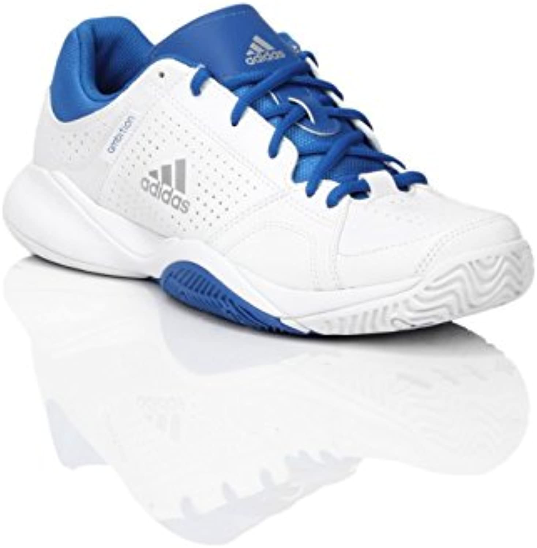 adidas Ambition VIII Logo V23278 Herren Tennisschuhe Laufschuhe weissszlig Blau