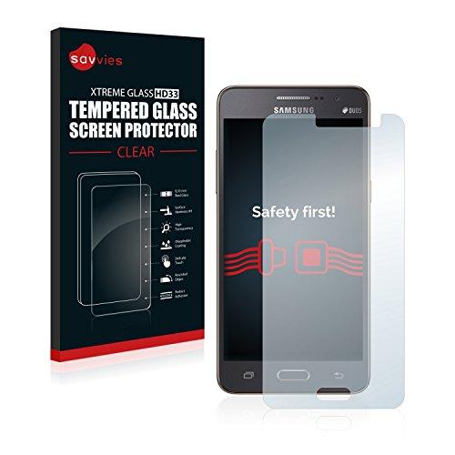 Samsung Galaxy Grand Prime SM-G531F Panzerglas [1er Pack] - Panzerglasfolie Glasfolie Schutzfolie 9H Hartglas (Samsung Galaxy Grand 1)