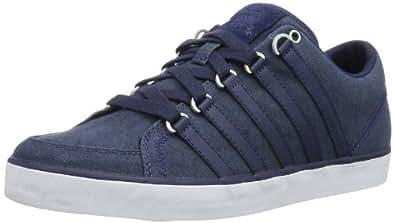 K-Swiss GOWMET II T VNZ 02815-406-M Herren Sneaker, Blau (Navy/White/Navy), EU 46 (UK 11)