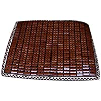 Comparador de precios Estera Xiaolin Verano Cojines Cojín Oficina Silla de Verano Mahjong Cojín de bambú Alfombras de sofá Alfombras Antideslizantes Cojines Alfombra para el hogar - precios baratos