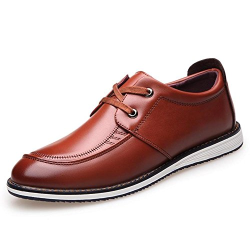 Automne business casual chaussures   tendance de la chaussure respirante /L'Angleterre chaussures/Coupe-bas dentelle Chaussures B