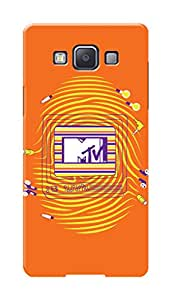 MTV Gone Case Mobile Cover for Samsung Galaxy A7