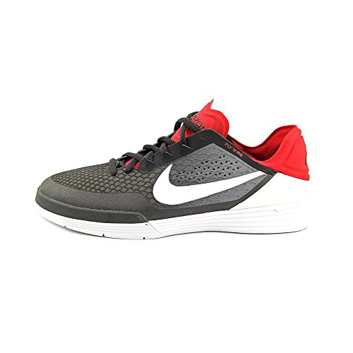 NIKE paul rodriguez noir gardon 8 654158 016 sport baskets homme Noir - Black/White-Dark Grey-Gym Red