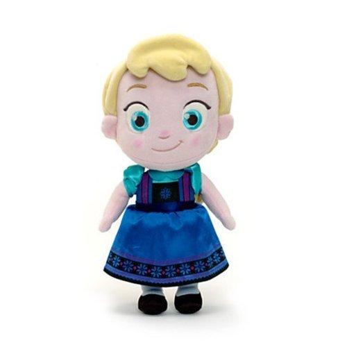 Disney - Die Eiskönigin - völlig unverfroren - Elsa als Kleinkind Kuschelpuppe