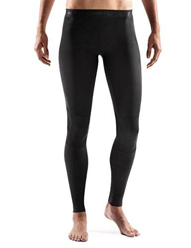 Skins Damen Lange Hose RY400 Long Tights Hyssop/Black, M - Erholung Konzentrieren