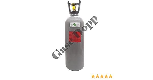 10 Kg Co2 Steigrohr Flasche Gefüllt Mit Lebensmittel Kohlendioxid Kohlensäure Fabrikneue Eigentumsflasche Von Gase Dopp Baumarkt