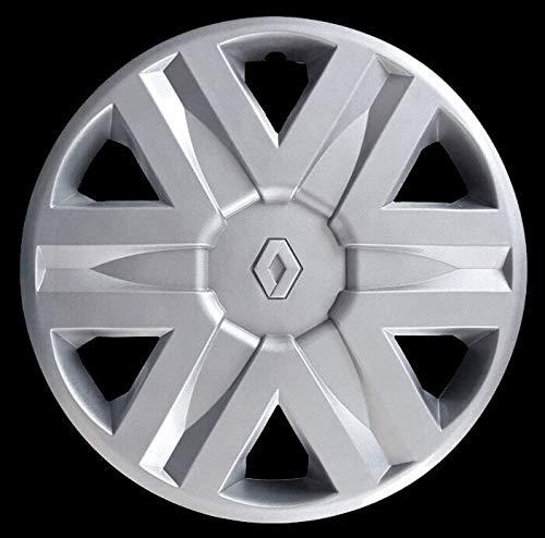 Generico Renault Scenic Quattro (4) COPRICERCHIO BORCHIA 5729/5 Diametro 15' Prodotto Nuovo