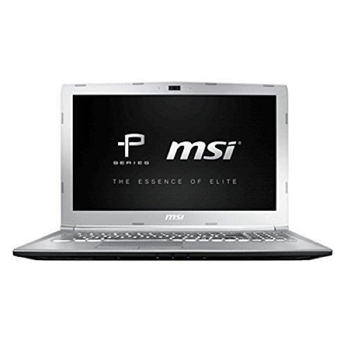 MSI Prestige PE62 8RC i7 15.6 inch HDD+SSD Silver