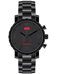 Star Wars Reloj de Pulsera Darth Vader analógico Negro