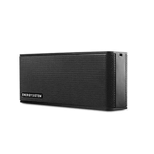 Energy Sistem Music Box B2 - Altavoz portátil inalámbrico (Bluetooth, entrada de...