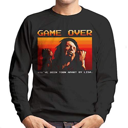 Game Over Tommy Wiseau The Room Men's Sweatshirt