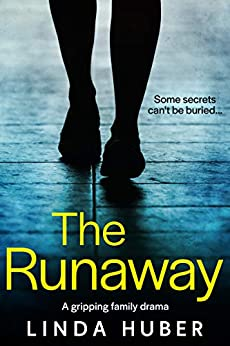 Book cover image for The Runaway: a gripping family drama Kindle Edition
