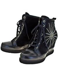 ROBERTO BOTELLA - <p>Sneakers cuña recubierta</p> - Color Negro - Talla 35