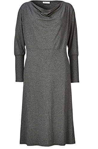 Masai Clothing Damen Kleid (Kleid Jersey Neck Cowl)