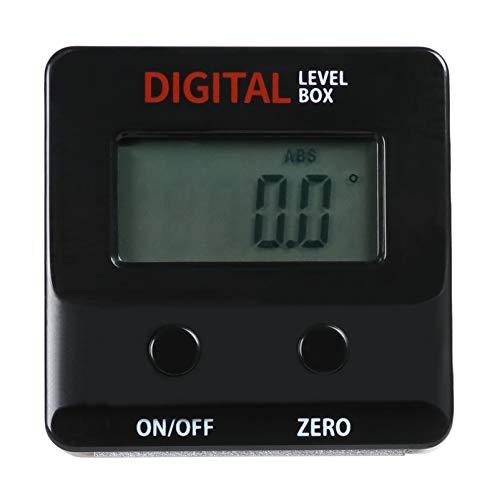 Symbol Der Marke Digitale Bevel Box Winkel Gauge Meter Mini Digital Winkelmesser 360 Grad Magneten Basis Digitale Neigungsmesser Elektronische Winkelmesser Hohe QualitäT Und Preiswert Winkelmesser Werkzeuge