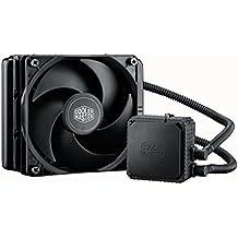 Cooler Master Seidon 120V VER.2 - Refrigeración (ventilador de 120 mm), color negro