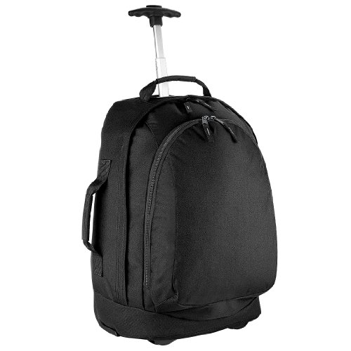 Bagbase Airporter - Sac de voyage (compatible bagage cabine) (Taille unique) (Noir)