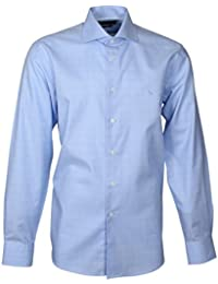 766011 Bots & Bots Exclusive Collection - Chemise Homme Coton Col Italien Normal Fit