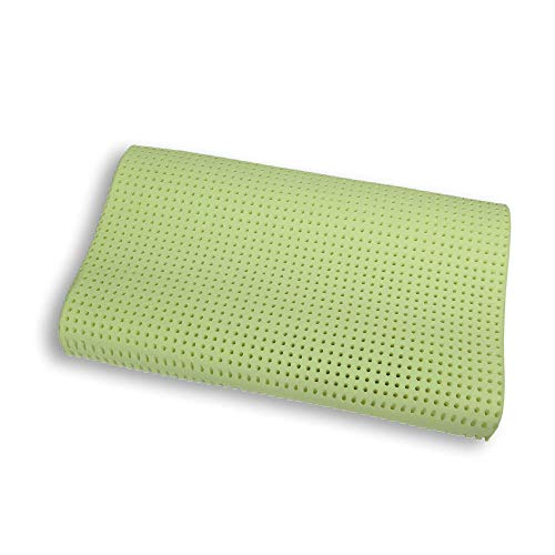 VENIXSOFT Kissen Memory-Schaum (Memory Foam) Visco-elastischen Schaum MAXIMALE TRANSPIRATION-Medizinprodukt Klasse I-Kissen mit Aloe Vera-anti zervikal, ergonomisch, hergestellt in Italien