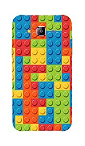 Back Cover for Samsung Galaxy E7 Lego