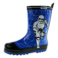Disney Star Wars Storm Trooper Rubber Wellington Boots