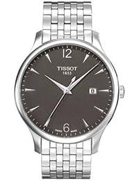 Tissot Herren-Armbanduhr Tradition T0636101603700