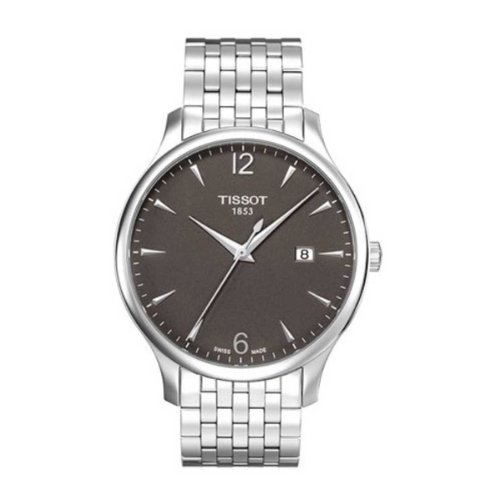 Tissot T0636101106700 Men's Tradition 42mm Sapphire Crystal Watch