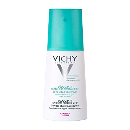 Deodorante freschezza fruttata di Vichy, Deodorante Donna - Spray 100 ml
