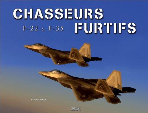 Chasseurs furtifs F-22 et F-35