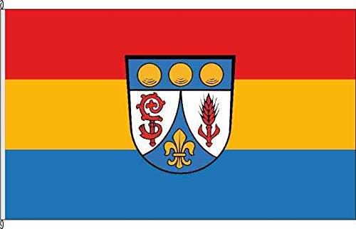 Flagge Fahne Autoflagge Kettershausen - 30 x 45cm