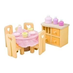 Le Toy Van - sugar plum dining room