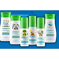 Mamaearth Complete Baby Care Kit Combo (White)