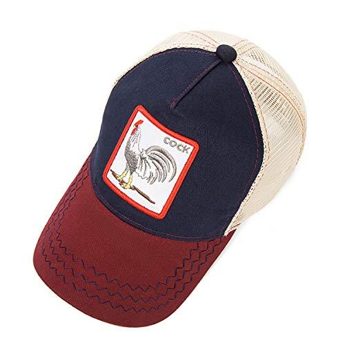 Imagen de winter dong  de béisbol, unisex animales bordado , sombreros de camionero para granja animal  deportiva alternativa
