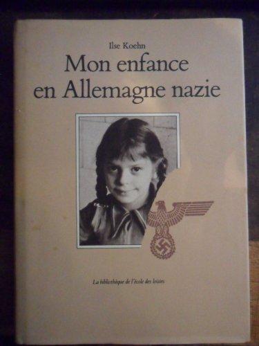 Mon enfance en Allemagne nazie