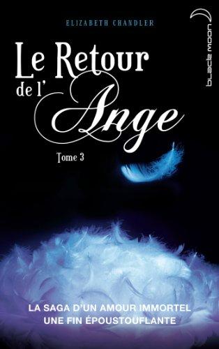 Le Retour de l'ange - Tome 3 - L'ternit