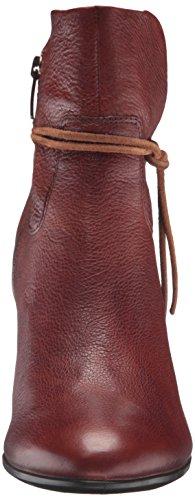 Ecco Shape 75, Bottes Classiques Femme Marron (1053Cognac)