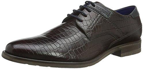 bugatti312163011600-scarpe-stringate-uomo-rosso-rot-bordo-3500-43