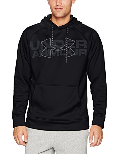 Under Armour Af Graphic Po Sudadera, Hombre, Negro, S