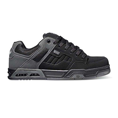 DVS, Sneaker uomo nero Nero/grigio, nero (Nero/grigio), 43 / 9.5