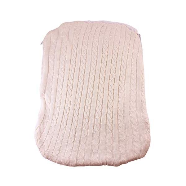 envoltura de cochecito de bebé, manta de bebé, saco de dormir para recién nacido Saco de cochecito para niñas o niños de…
