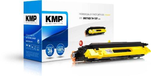 KMP Toner für Brother HL-4040, B-T27, yellow -