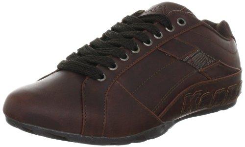 Kappa 241524, Baskets mode mixte adulte Marron (5050 Brown 5050 Brown)
