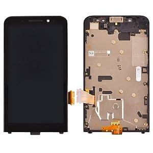 Blackberry Z30Ersatzdisplay Komplettset (Glas + Touchscreen + LCD) schwarz