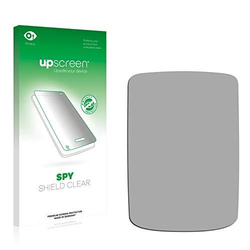 upscreen Anti-Spy Blickschutzfolie kompatibel mit T-Mobile MDA Touch Plus Privacy Screen Displayschutzfolie - Sichtschutz, Kratzfest