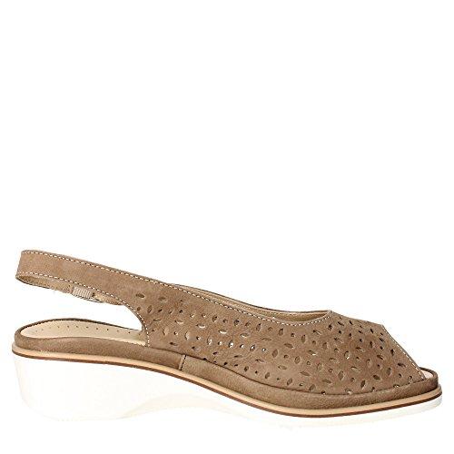 Cinzia Soft IPCINZIA 002 Sandalo Donna Taupe