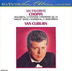 Chopin:Polonaise ('Héroique'), Op. 53, Nocturne No. 17 ,Fantasy Op. 49, Etude Op. 25/11, Op. 10/3, Ballade No.3, Waltz Op. 64/1& 2, Scherzo No.3, Barcarolle op.60 -