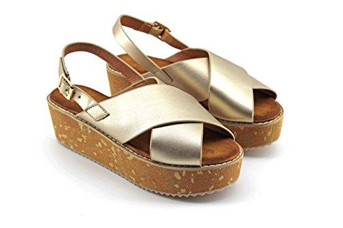 Ouro Modelização Modelização Sandálias Sandálias Femininas wzRIx8qXx